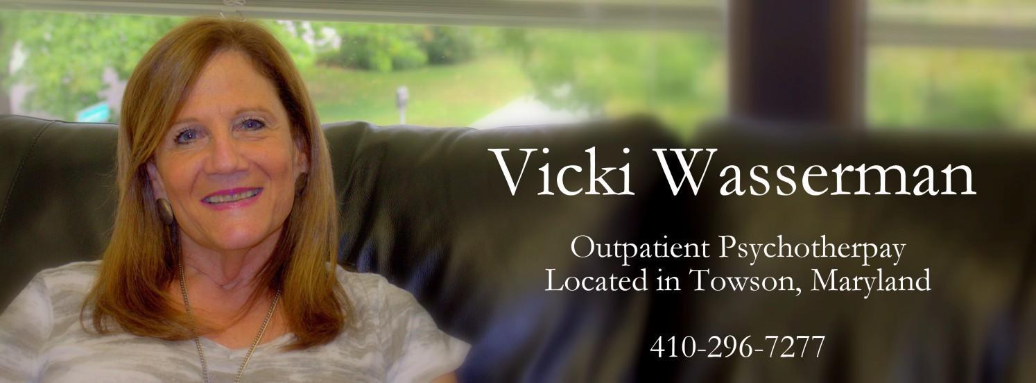 Vicki Wasserman, LCSW-C